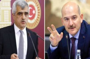 HDP'li Gergerlioğlu, Süleyman Soylu hakkında suç duyurusunda bulunacak