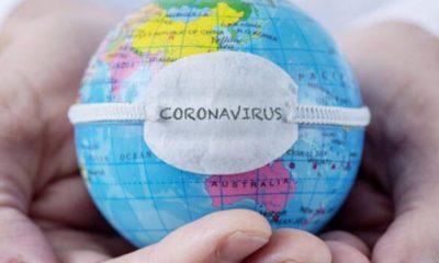 Koronavirüs ilk defa fotoğraflandı!