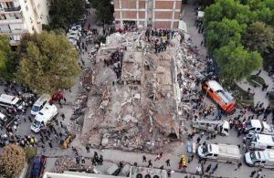 İzmir depremi sonrası büyük risk