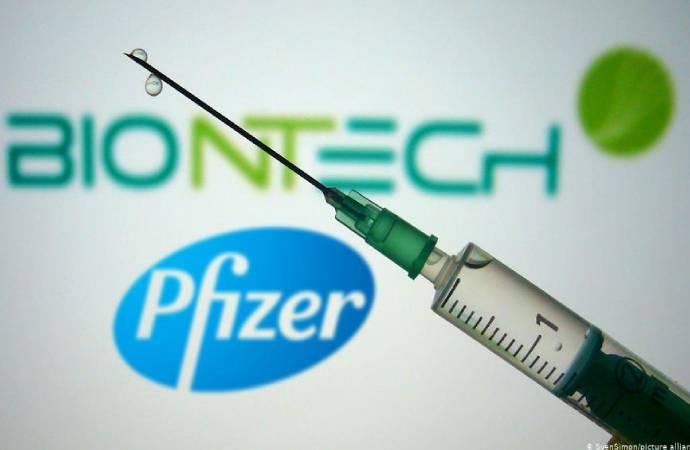 Pfizer aşısının ikinci dozunu olanlara çok iyi haber… Yüzde 0,015