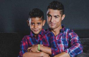Cristiano Ronaldo: Oğlumun cips yemesini istemiyorum
