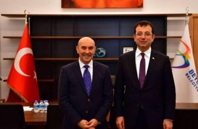 İmamoğlu ve Soyer, İBB ve İzmir Büyükşehir Belediyesi çalışanları için asgari ücreti duyurdu
