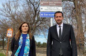 CHP'li vekillerden Demirtaş'a ziyaret