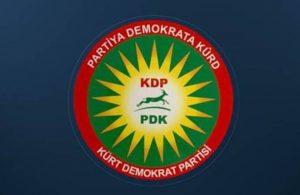 KDP'nin faaliyeti geçici olarak durduruldu