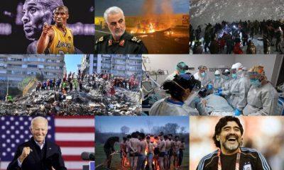 Küresel krizlerin yılı… İşte 2020'ye damga vuran olaylar