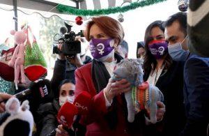 Akşener: Erdoğan'ın ağzından 'reform' çıktığında kendisine parmak sallanıyor