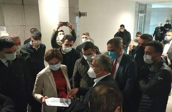 Eski CHP İstanbul İl Başkanı Cemal Canpolat ifade verdi