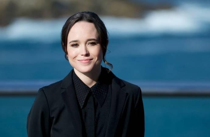 Oyuncu Ellen Page 'trans' olduğunu açıkladı