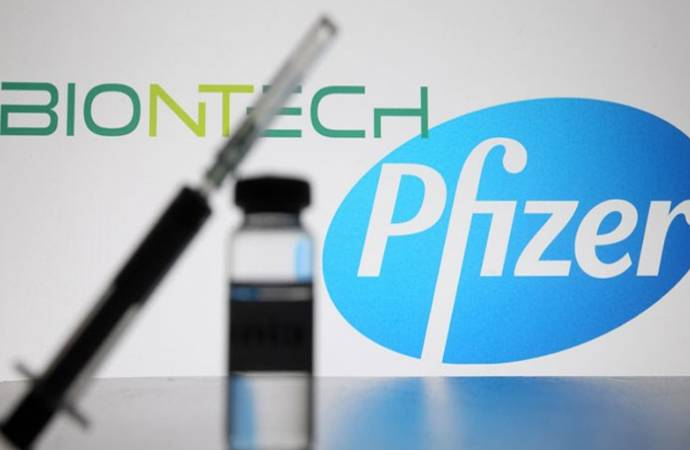 Pfizer ve BioNTech'in koronavirüs aşısı Britanya'da onaylandı