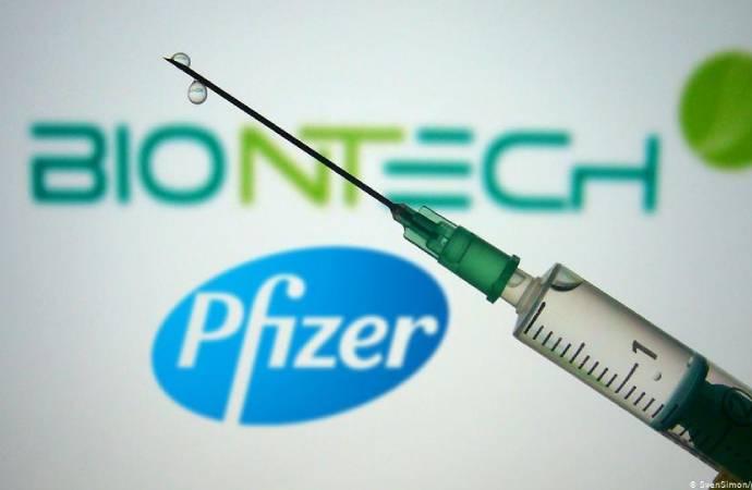 Pfizer-Biontech aşısında yeni gelişme: 2-8 derece arasında…