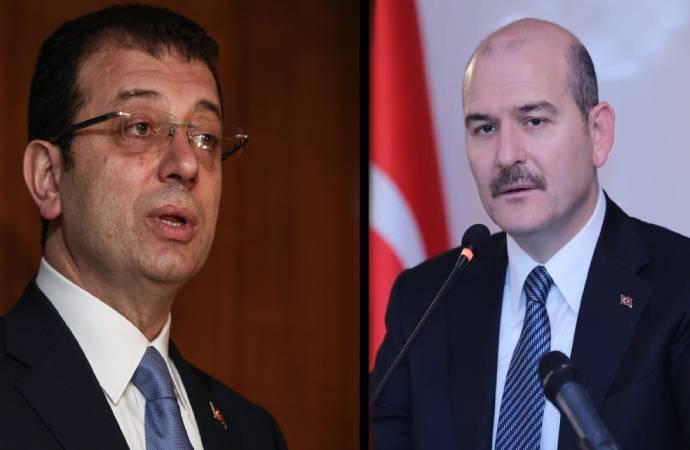 Soylu'dan 'İmamoğlu'na suikast girişimi' açıklaması