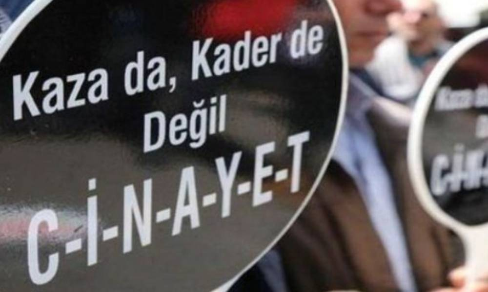 Arnavutköy'de iş cinayeti
