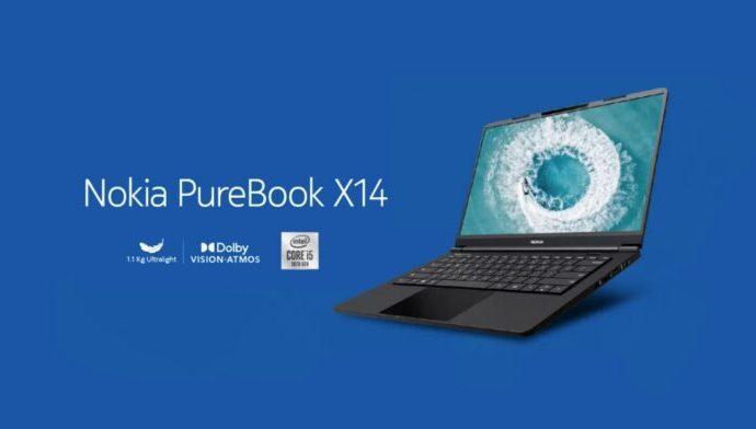 Nokia PureBook X14 Hindistan'da ortaya çıktı
