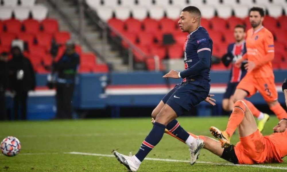PSG'ye yenilen Başakşehir, Şampiyonlar Ligi'ne veda etti