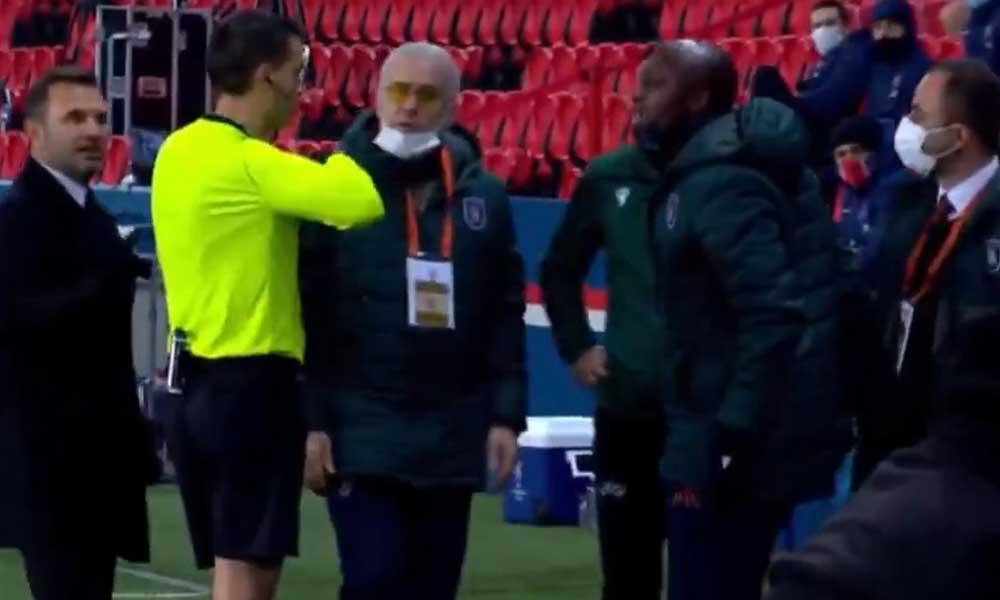 PSG – Başakşehir maçında 'ırkçılık': UEFA soruşturma açtı