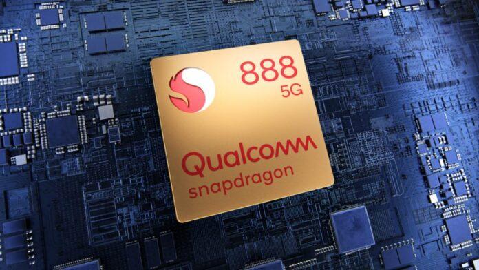 Snapdragon 888 resmi olarak tanıtıldı