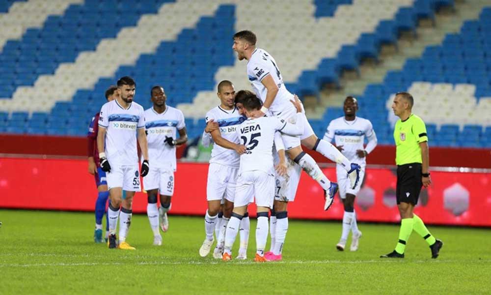 Trabzonspor penaltılarda Adana Demirspor'a elendi