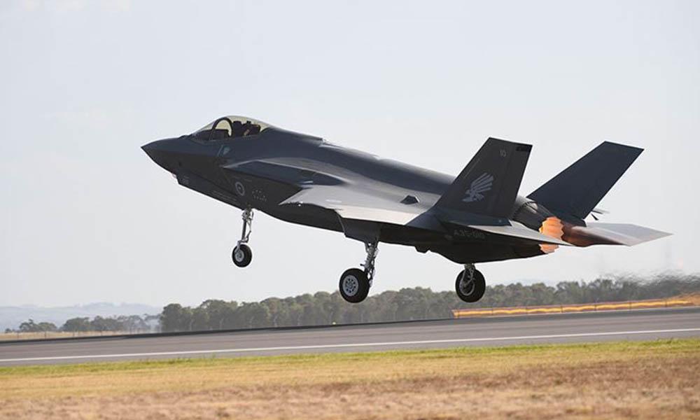 Doğu Akdeniz'de sular ısınıyor! Yunanistan'ın F-35 talebine ABD'den yanıt