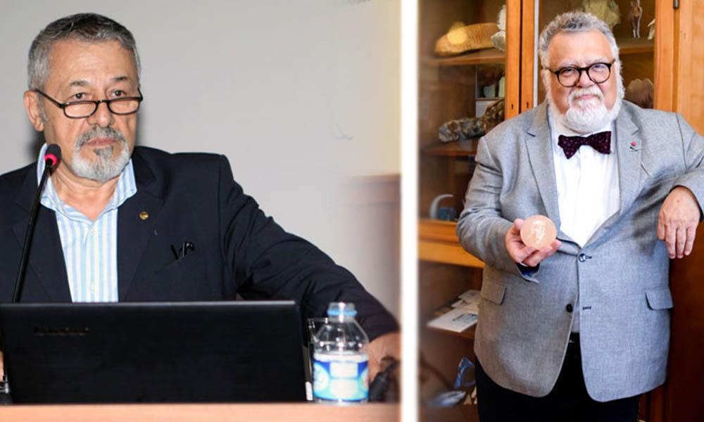 Beyaz TV hedef almıştı! Prof. Dr. Naci Görür'den Celal Şengör'e destek