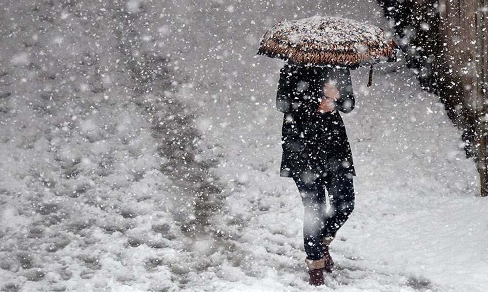 Kış geldi: Meteoroloji'den kar yağışı uyarısı