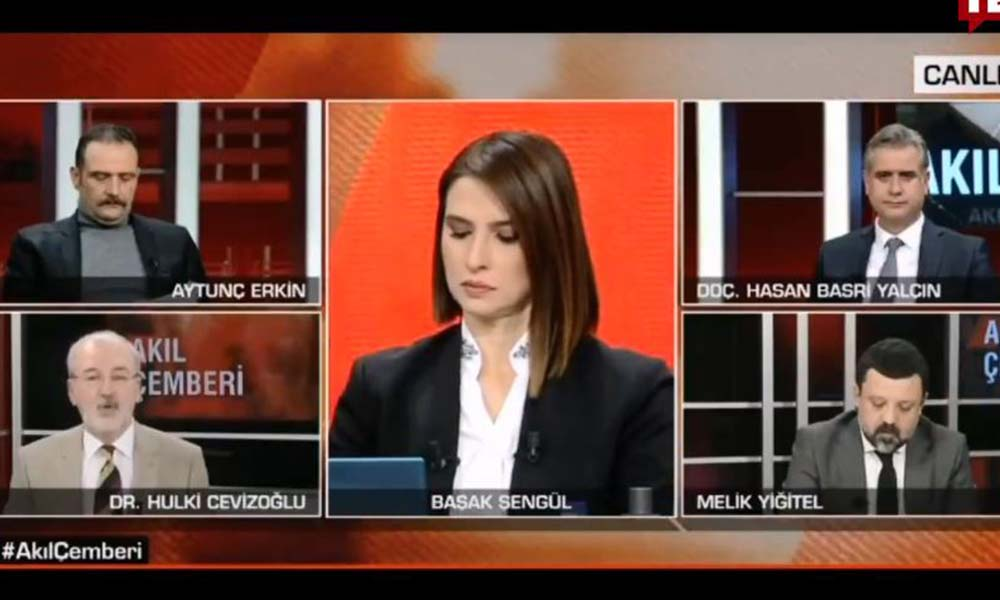 CNN Türk yine şaşırtmadı! Erdoğan'ın aday olamayacağı söylenince reklama gittiler