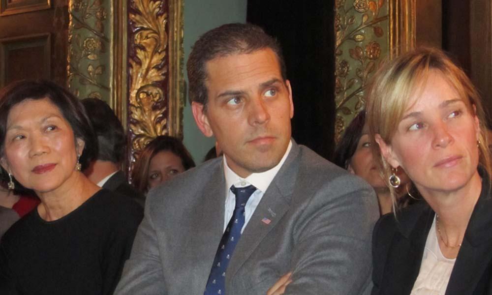 ABD başkanlığına seçilen Joe Biden'ın oğluna vergi soruşturması açıldı