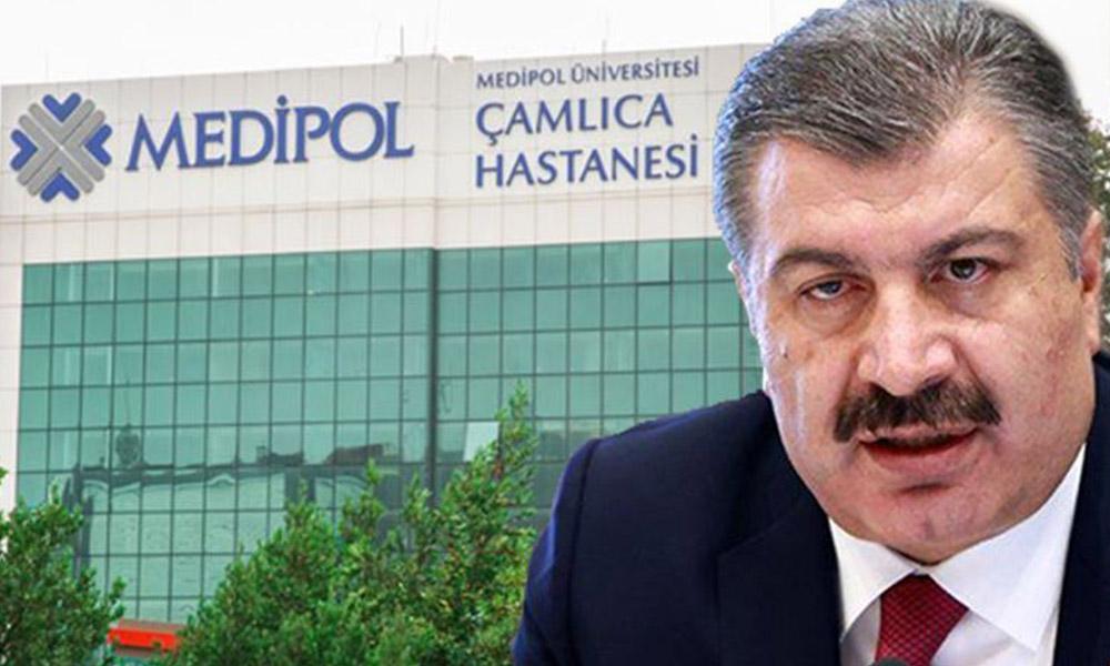 Sağlık Bakanı Koca'nın hastanesi koronavirüs test fiyatlarını üçe katladı
