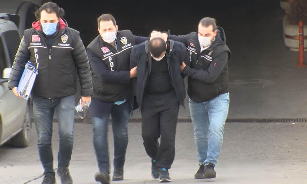 'Nurçinler' çetesi lideri yakalandı! Çatışma anları kamerada