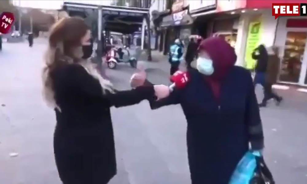 Çay sorusuna AKP'li yurttaştan pes dedirten yanıt