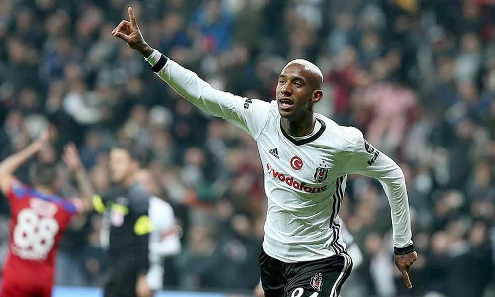 Anderson Talisca'dan Beşiktaş taraftarını heyecanlandıran paylaşım