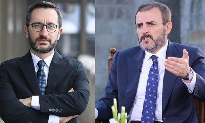 Yandaş gazete, Fahrettin Altun ve Mahir Ünal'ı hedef aldı