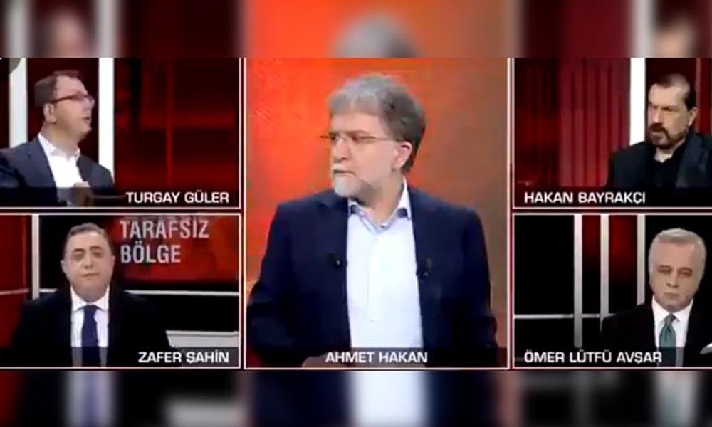 Yandaşlıkta çığır açtı! Ahmet Hakan ve Turgay Güler'den dolar yorumu
