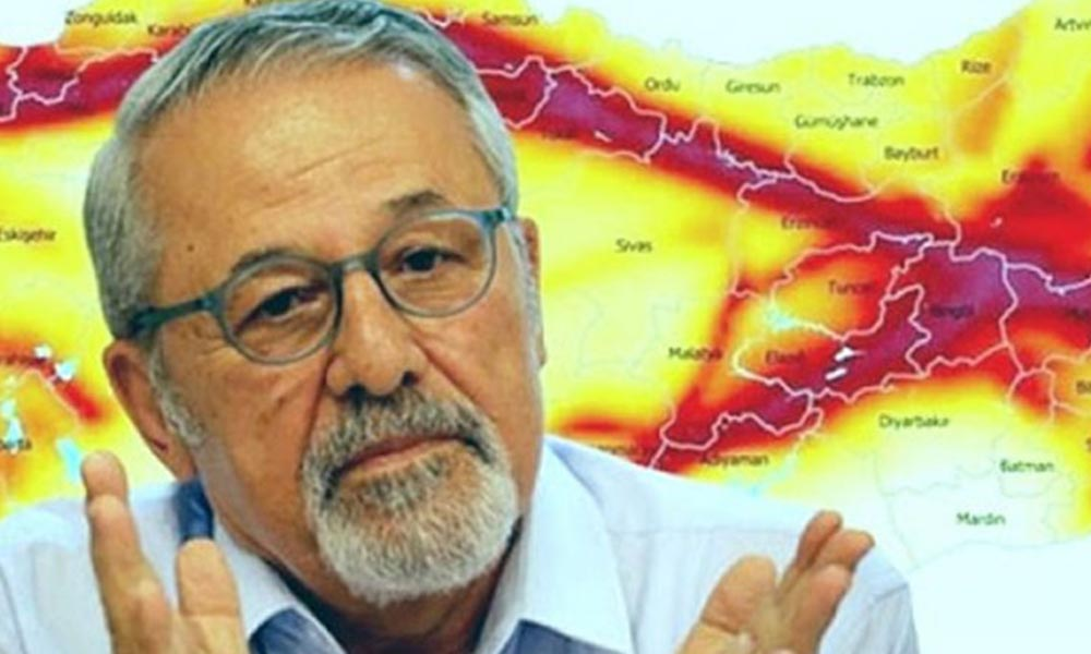 Van depremi sonrası Prof. Dr. Naci Görür'den açıklama