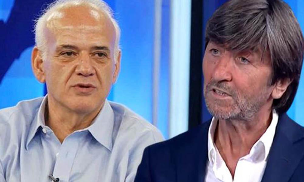 Kılıçlar çekildi! Ahmet Çakar, Rıdvan Dilmen'e ateş püskürdü: Sen kimsin ya?