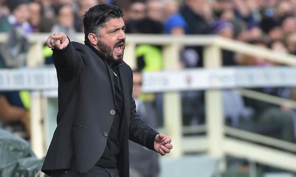 İtalya'da gündeme oturdu! Gattuso'dan 'küfür' savunması