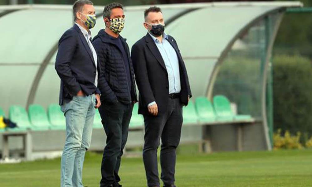 Malatyaspor yenilgisi sonrası Ali Koç sahaya indi