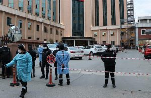 Gaziantep'te koronavirüs yoğun bakım ünitesinde patlama: 12 ölü