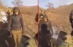 Azerbaycan ordusuna saldırı planı! 60'a yakın Ermeni asker esir alındı