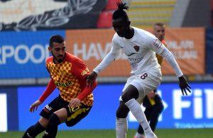 Hatayspor'dan Göztepe karşısında kritik galibiyet