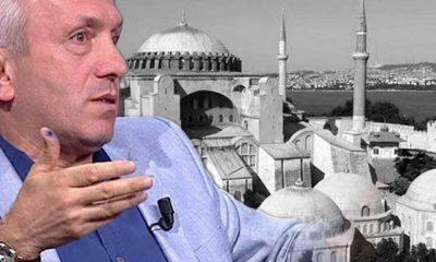 Barış Terkoğlu yazdı: Ayasofya'ya bile 'fuhuş yuvası' diyen İslamcı
