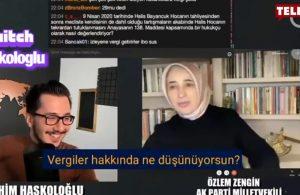 Herkes şaştı kaldı! AKP'li Özlem Zengin'in oğlundan çok konuşulacak yorum