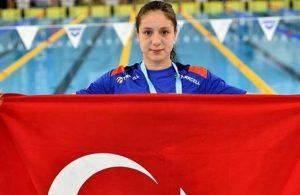 Merve'nin büyük başarısı… Bir Türk sporcusu ilk kez dünya rekoru kırdı