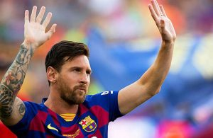 Bir rekoru daha geride bıraktı! Messi tarihe geçti