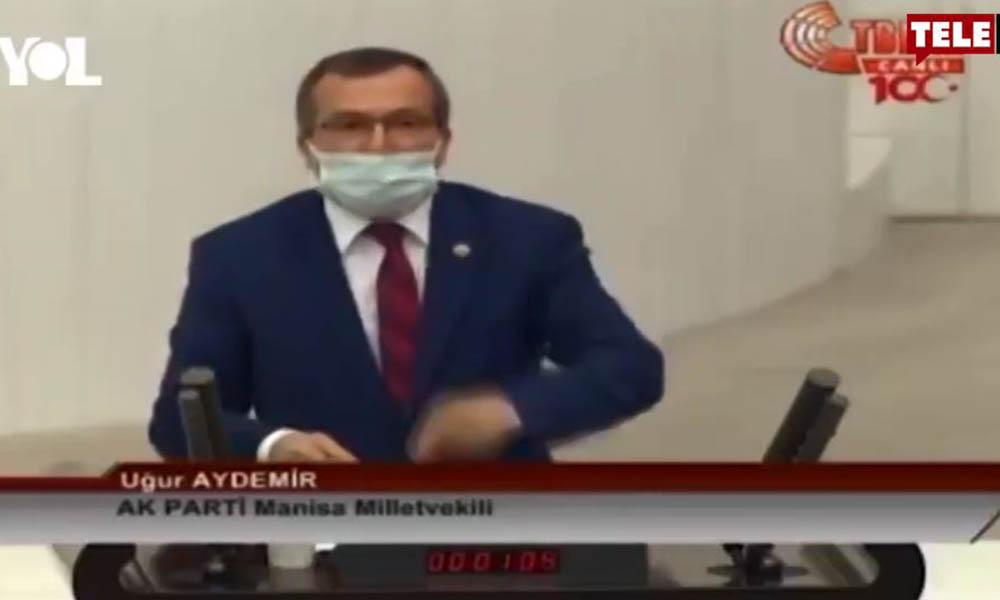 AKP'li vekilden 2017 yılında kurulan İYİ Parti'ye pes dedirten '2013' sorusu