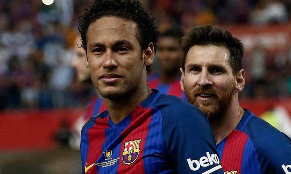 PSG'nin yıldızı Neymar'dan yıllar sonra gelen Messi itirafı