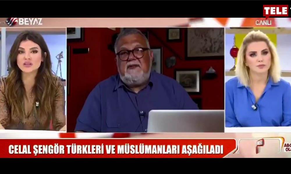 Beyaz TV'den bir skandal daha! Prof. Dr. Celal Şengör'ü hedef aldılar