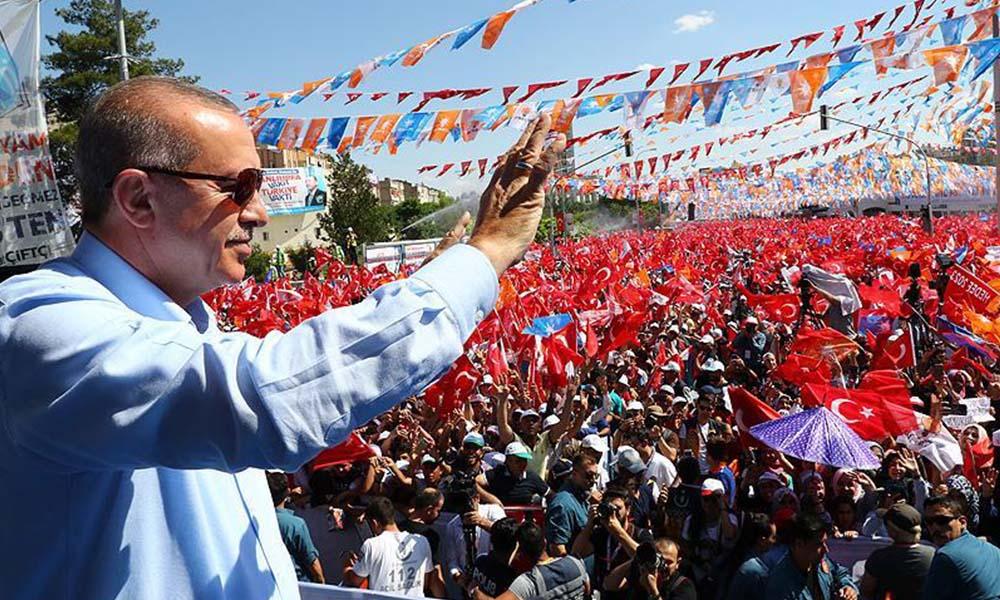 AKP seçim için düğmeye bastı! İşte yeni yol haritası