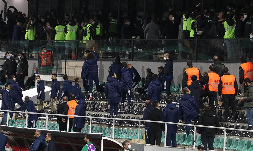 Denizlispor-Fenerbahçe maçında protokol karışmıştı! İşte fitili ateşleyen sözler