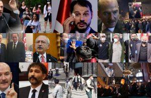 İstifalar, siyasi krizler, tehdit ve hakaretler… İşte 2020 siyasetinde yaşananlar