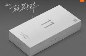 Xiaomi Mi 11 şarj adaptörsüz satılacak